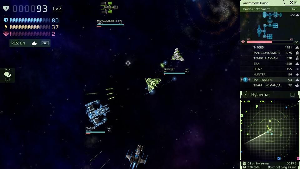 Neuronality - Starblast